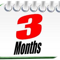 3 Month Membership (Paid in Full)