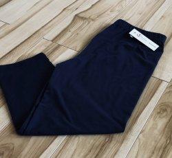 Navy Blue Capris - Regular Size