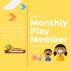 Monthly Play Member - Multi Child
