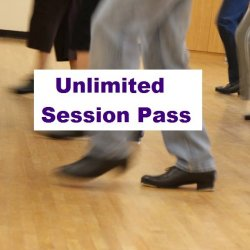 Unlimited Session Pass May - June 2019