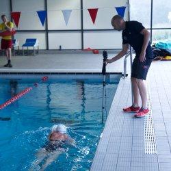 Swim Analysis and Stroke Correction