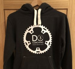 Chainring hoody (Black)