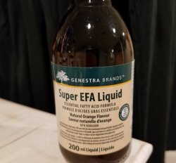 Super EFA Liquid (orange or strawberry)