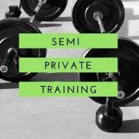6 - Semi Private Personal Training Sessions