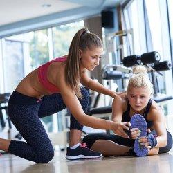 4 Female Personal Training