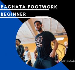 Online Class - Bachata Footwork (Int/Adv)  CLASS 1