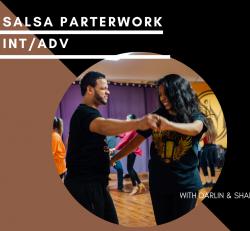 Online Class - Salsa Partnerwork (Inter / Adv)