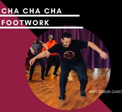 Online Class - Cha Cha Cha Footwork