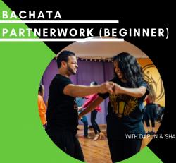 Online Class - Bachata Beginner Partnerwork