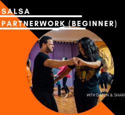 Online Class - Salsa Partnerwork (Beginner)