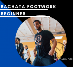 Online Class - Bachata Footwork (Beginner)