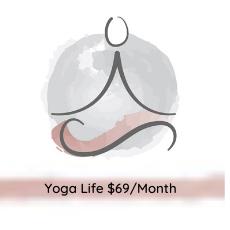 $69 Yoga Life Pass (12 month min)