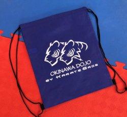 OKINAWA Logo Drawstring Bag