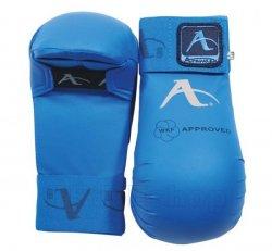 WKF Karate Gloves - Blue (all sizes)