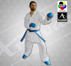 Arawaza Kumite Deluxe Kumite Gi WKF approved  (all sizes)