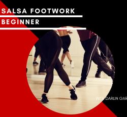 Online Class - Salsa Footwork (Beginner)