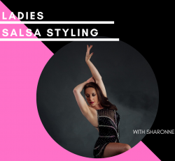 Online Class - Ladies Salsa Styling