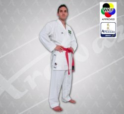 Arawaza Onyx Evolution (blue label) -  WKF approved Kumite Elite Gi (all sizes)