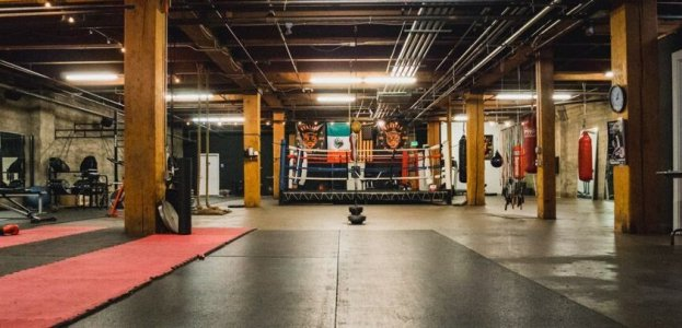 Boxing Gym in New York, NY