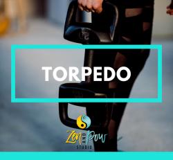 40 LB Torpedo