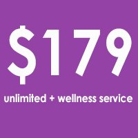 Unlimited + Wellness Service