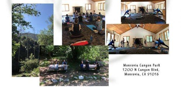 Yoga Studio in Monrovia, CA