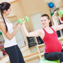 4 Prenatal  Personal Trainer session