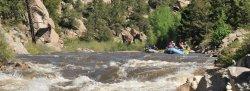 Colorado Rafting Trip