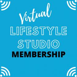 Virtual Lifestyle Studio Membership