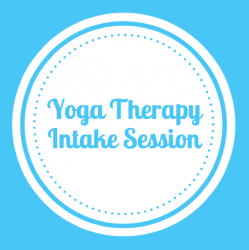 Yoga Therapy Intake Session
