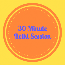 Reiki Thirty Minute Appointment