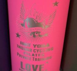 HYDROFLASK 32 OZ (Hot Pink)