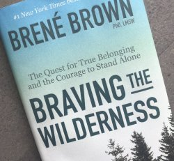 "Brene Brown ""Braving the Wilderness"""