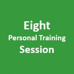 Personal Training 8 Sessions