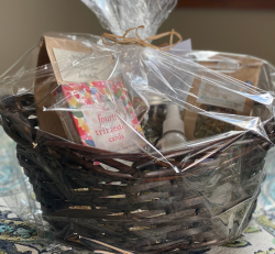 The Our Yoga Postpartum Gift Basket