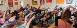 Yoga Boot Camp Express  March