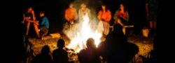 Campfire Kirtan Circle