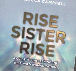 """Rise Sister Rise"" Book"