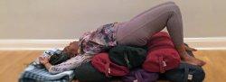 Restorative Yoga: Upside Down