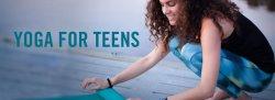 Yoga for Teens April