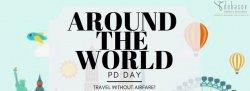Around the World PD Day