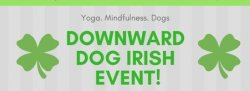Downward Dog Irish Event