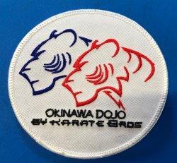 Okinawa Dojo Patch