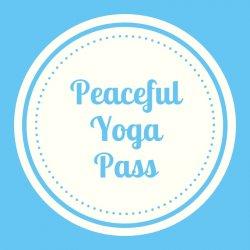 Peaceful Yoga 4 Class Pass