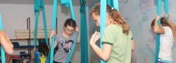 Aerial Yoga and Mindfulness Camp *middle & high schoolers*