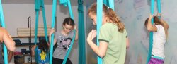 Aerial Yoga and Mindfulness Camp *foundations/intermediate*