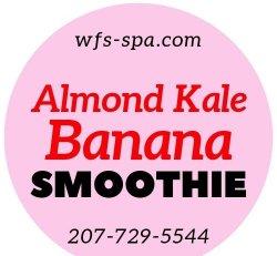 SMOOTHIE Almond Kale Banana
