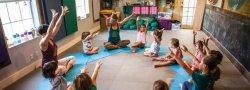 Mindfulness Yoga Camp - WOODROW