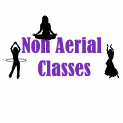 8x Yoga/Non Aerial Classes $108 ($13.50 each)