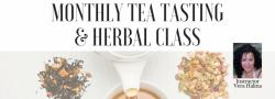 February Tea Tasting & Herbal Class
